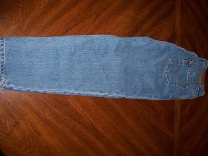 Levis Classic Relaxed 550 Jeans size 8 PET.S