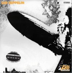 Led Zeppelin, 1, I, One, 200 Gram 33rpm Sealed Vinyl LP (out of print)