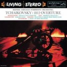 Fritz Reiner, Chicago Symphony Orchestra, Tchaikovsky 1812 Overture 200 Gram Sealed LP