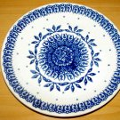Polish Pottery  Dessert Plate Polish Lace  Boleslawiec Poland
