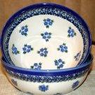 Polish Pottery Bowl  Sydney Gat 1 Zaklady Ceramiczne Boleslawiec