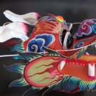 CHINESE DRAGON KITE TOY GREAT GIFT IDEAS ARTS & CRAFTS DECOR HANDICRAFT