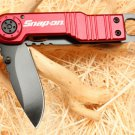 IRON MAN FOLDING POCKET KNIFE CAMPING HUNTING FISHING OUTDOOR TOOL