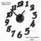 DIY WALL NOVELTY CLOCK INTERIOR DECOR UNIQUE XMAS GIFT