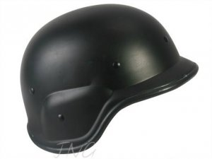 M88 SWAT SHOOTING SKIRMISH AIRSOFT PAINTBALL BLACK PROTECTION HELMET