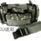 MULTI-FUNCTION ARMY MILITARY CAMO FANNY WAIST BAG - DIGITAL CAMO