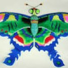 3D HUGE BUTTERFLY KITE CLASSROOM WALL GARDEN DECORATION