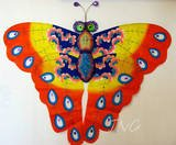 3D Angel Butterfly Kite Outdoor Toy Home Decor Christmas Xmas Gift Ideas