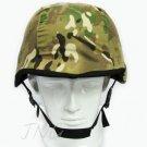 2 IN 1 MILITARY SWAT COMBAT CQB KEVLAR AIRSOFT PROTECTIVE REPLICA M88 HELMET + ACU HELMET COVER