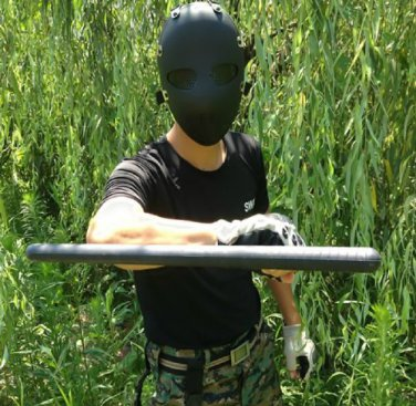 New Antiriot Full Protection Safety Impact Resistance Face Mask Airsoft Paintbal BB