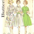Butterick #2626 Misses 1960s Proportioned Belted Shirtdress in 3 Views Bust 34 FF Pattern