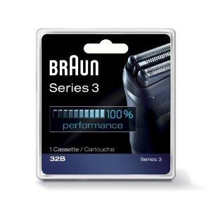 Braun 32B Series 3 Combi Replacement Pack