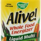 Nature's Way Alive! Liquid Multi-Vitamin & Mineral - Citrus Flavor - 30 fl oz