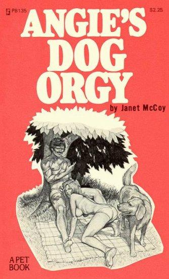 Angie's Dog Orgy