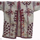 antique afghan Nomadic man's jacket Paktya coat B