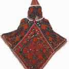 Antique Jung Girls headdress from Nuristan B