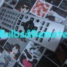 PANASONIC DMRES30VS DMRES40 DMRES40V DVDR/VCR REMOTE CONTROL