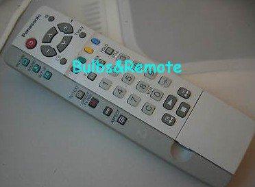 PANASONIC EUR511210CR EUR511212BR EUR511220 EUR511224 EUR511230 TV REMOTE CONTROLLER