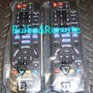 FOR PANASONIC N2QAYB000076 DMP-BD601K DMPBD80K disc player Remote Control