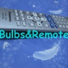 Panasonic SCHT440 SCHT440S SCHT441W SCHT640 Audio System remote control