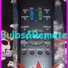 SHARP LC20S5U LC-15S5U LC15S5US Aquos LCD TV Remote Control