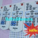fit for sanyo PLC-WK2500 PLC-XW251 PLC-XD2200 lcd Projector Remote Control