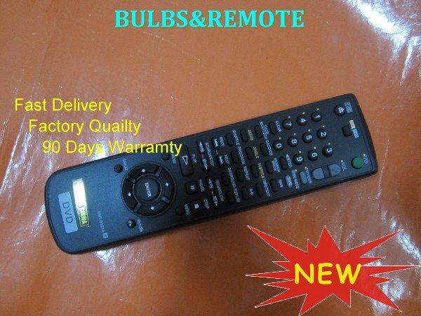 FOR Sony DVP-NC60P DVP-NC800H DVP-HC85B/S DVP-NC85HB DVD Player REMOTE CONTROL