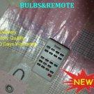 for Benq MP611C MP612 MP612C MP613 MP615 MP615P MP620 MP620C MP620P Projector Remote Control