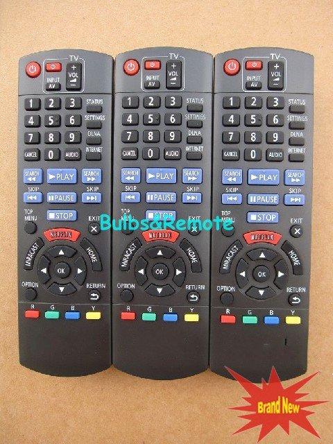 FOR Panasonic STREAMING PLAYER DMP-MST60 DMP-MS10 IR6 Remote Control