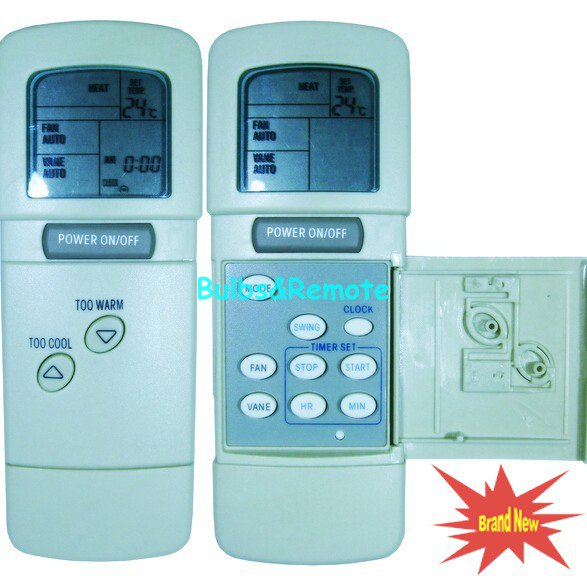 For CHIGO ZCF/LW-17-1 M09 ZCF/LW-17-2 KP3BS ZH/LW-01 Split Air Conditioner Remote Control