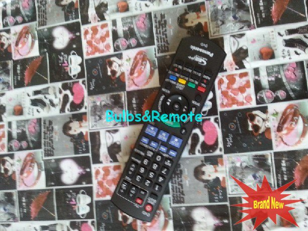 compatible for PANASONIC DVD PLAYER REMOTE CONTROL DMR-XW350 DMR-XW350GL DMR-XW450 DMR-XW450GL