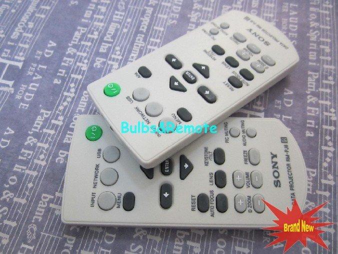 FOR Sony VPL-EX1 VPL-ES2 VPL-EX2 VPL-ES3 projector remote control
