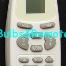 For ELGIN AUX YK(R)-C/01E YKR-C/01E KT-AX3E Air Conditioner Remote Control