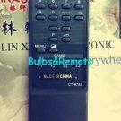 For TOSHIBA CT-9782 TV Remote Control