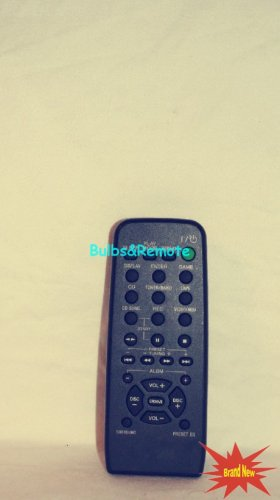 For SONY RM-SGS2 MHCGS100 RMSGS2 Audio System Remote Control