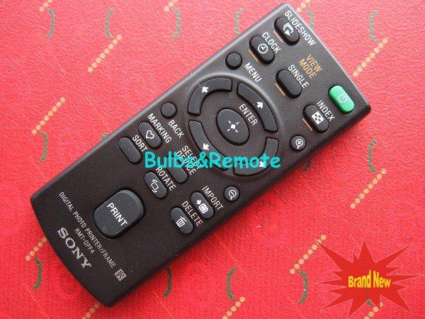 For SONY RMT-DPF4 Digital Photo Printer Frame Remote Control