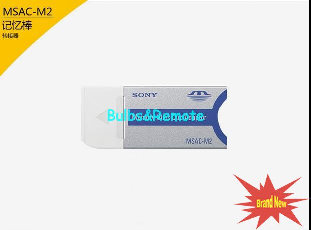 For SONY dedicated MSAC-M2 Memory Stick Duo Adaptor MSAC-M2 Memory Adapter