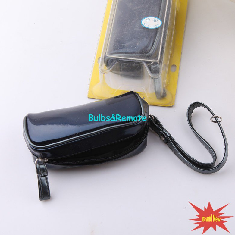 Genuine for Sony LCS-LB Cyber-Shot Soft Carrying Case Bag black color