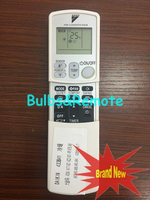 For Daikin ARC433B41 ARC433A49 ARC433A98 AC Air Conditioner Remote Control