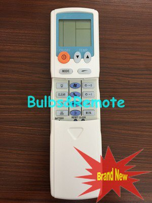 For Mitsubishi HYPFCR-38W HYPFCR38W AC Air Conditioner Remote Control