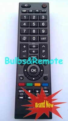 TV Remote Control CT-90438 For Toshiba LCD LED TV