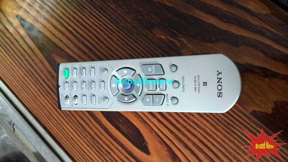 For SONY RM-PJM50 VPL-FX50 LCD Projector Remote Control
