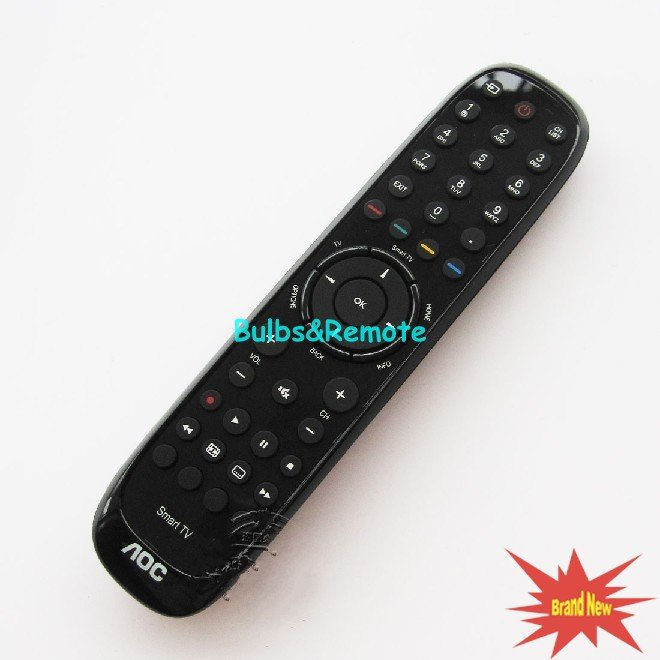 For AOC RC2414705/01 Smart TV Remote Control