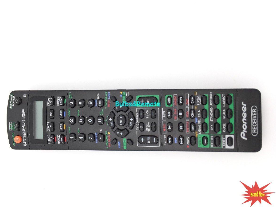 For Pioneer AXD7505 VSX-LX60 AXD7502 AV Audio Video Receiver Remote Control