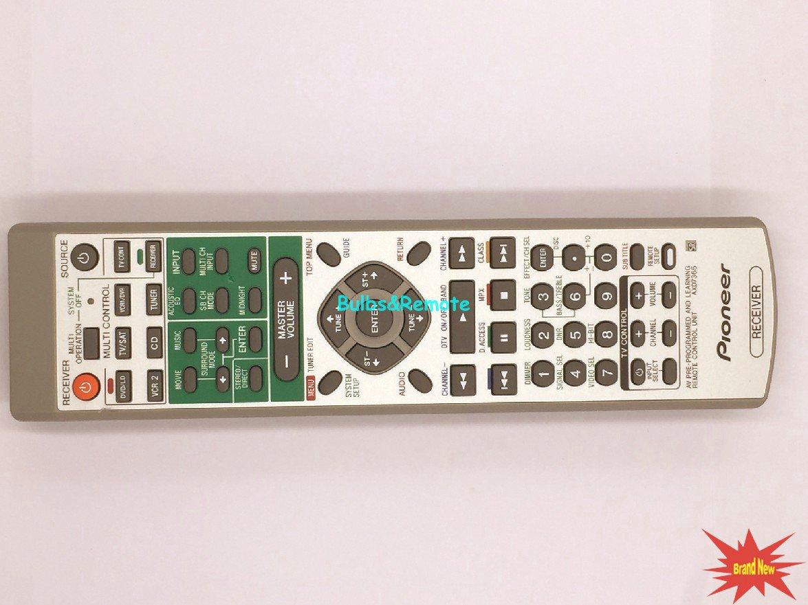 For Pioneer VSX-818VK VSX516K VSX-D414K XXD3132 XXD3151 VSX-818K AV Receiver Remote Control