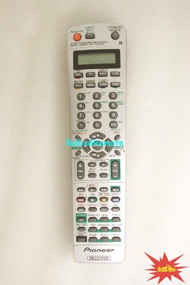 For Pioneer VSX-52TX VSX9100 VSX72TXVS VSX-9100TX AV Receiver Remote Control