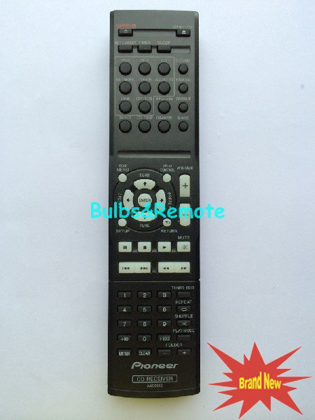 For Pioneer AXD7680 X-HM71-S S-HM81SA CD Receiver Remote Control