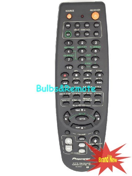 For Pioneer VSX-D711 XXD3028 XXD3042 XXD3043 VSX-711 Home Audio Receiver Remote Control