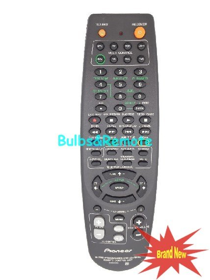 For Pioneer XXD3029 VSD-X810S XXD3056 VSX-709RDS/MVXJI AV Audio Receiver Remote Control