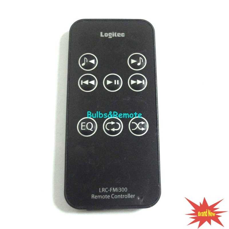For Logitech LRC-FMI300 LRCFMI300 Remote Control
